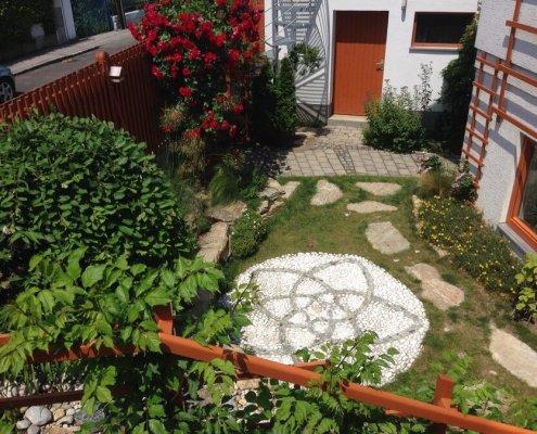 Gartengestaltung Feng Shui