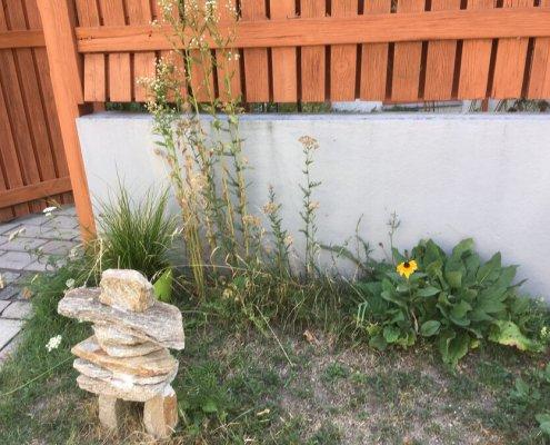 Vor Der Gartengestaltung