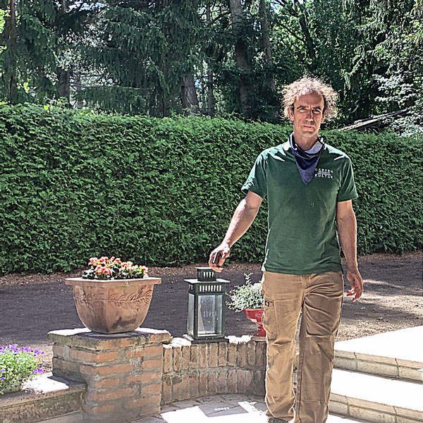 Beratung Garten