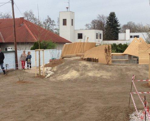 Volksschule Schattendorf Spielplatz